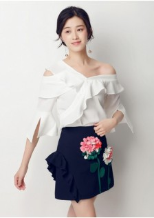 GSS5922X Top+Skirt*