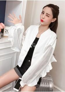 GSS111 Jacket white,pink $17.15 45XXXX8084693-HL2LVB22-B