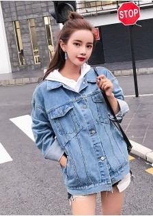 GSS6810 Jacket light-blue,dark-blue $17.80 48XXXX8100673-LA1LV00-1