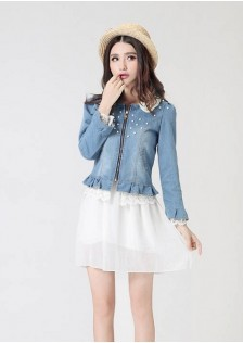 GSS6079 Jacket light-blue,dark-blue $20.41 60XXXX120333-OH1LV101