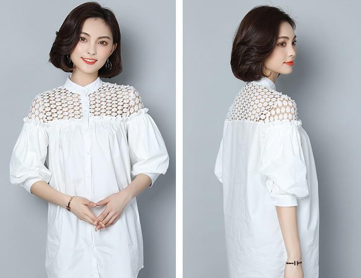 GSS3032 Big-Blouse white,black $18.02 49XXXX8173998-SD5LV553-A
