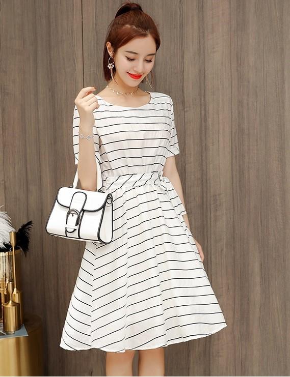 GSS3922 Dress white,blue $17.80 48XXXX8171202-LA3LVC313-E