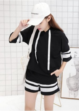 GSS8080X Top+Shorts *