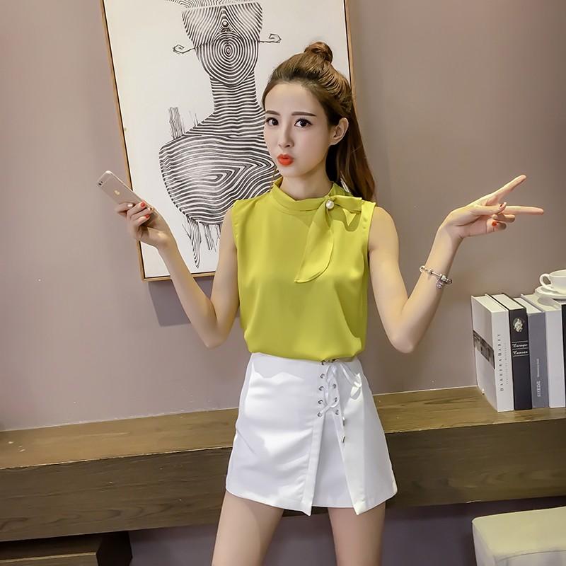 GSS878 Blouse pink,white,yellow $13.67 29XXXX8583113-SD3LV355-B