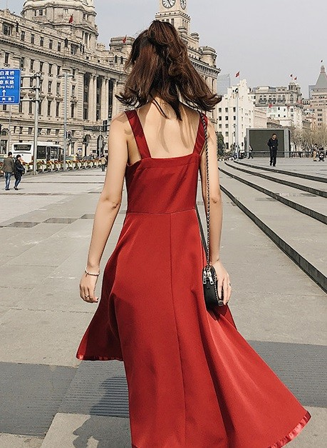 GSS8306 Dress pink,green,red,black $15.85 39XXXX8211260-LA7LV708-A