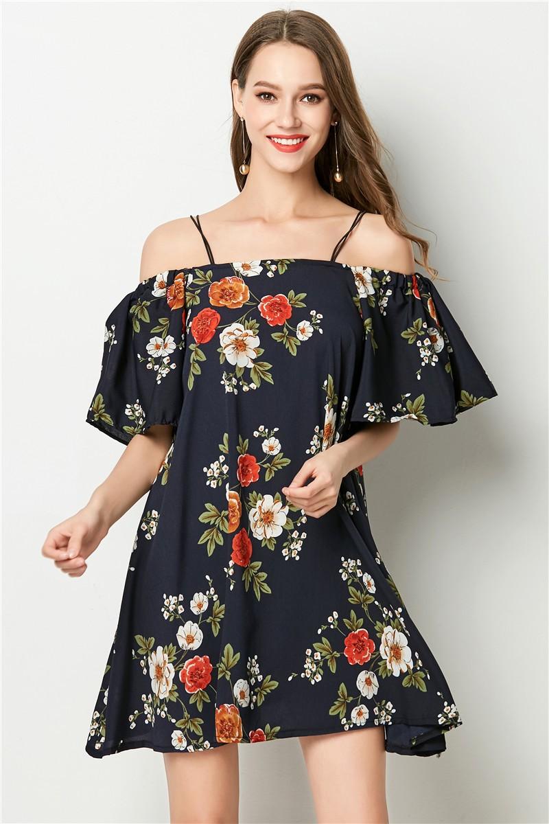 GSS8120 Dress white,black,pink,yellow $13.89 30XXXX8198216-SD1LV999-D