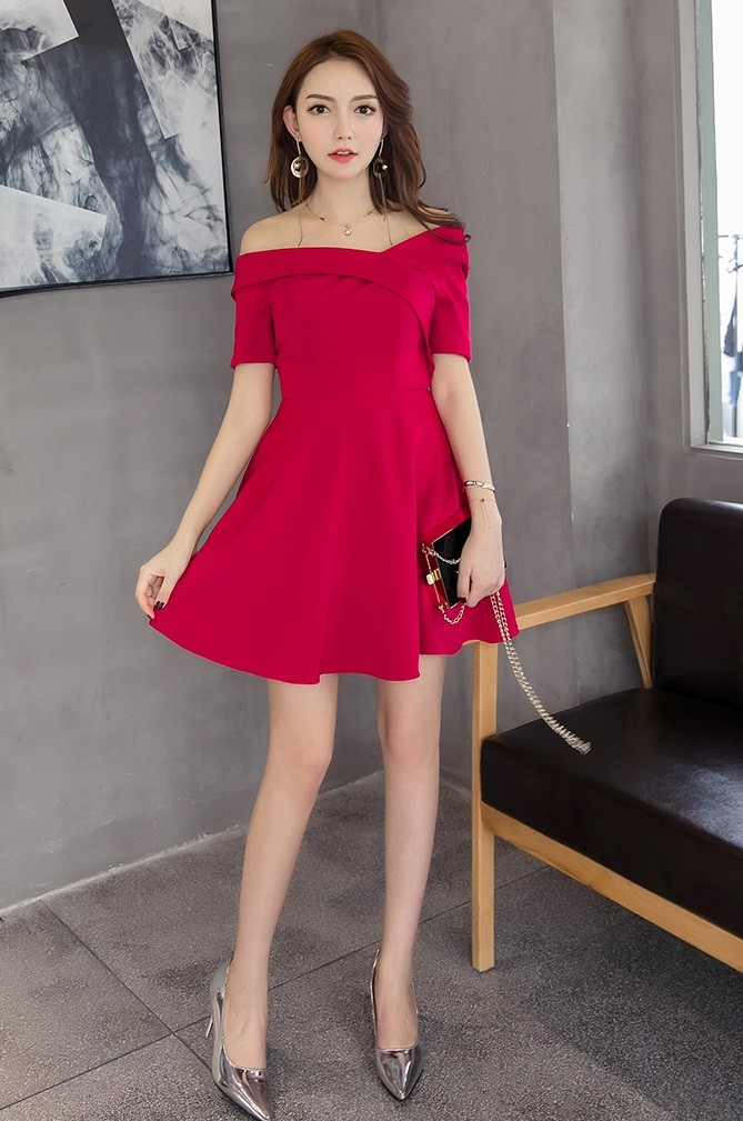 GSS5662 Dress black,red $17.80 48XXXX8163918-SD5LV536