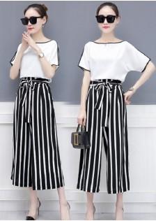 GSS354 Top+Pants white,black,yellow $17.15 45XXXX8894613-NU6LVB601-C