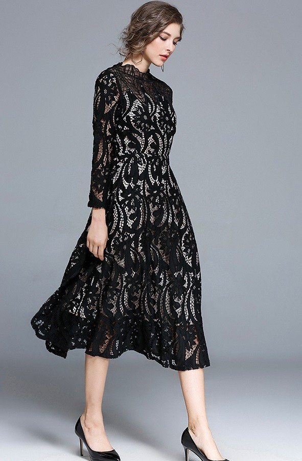 GSS6108 Dress black $24.33 78XXXX6562834-LA6LV609-A