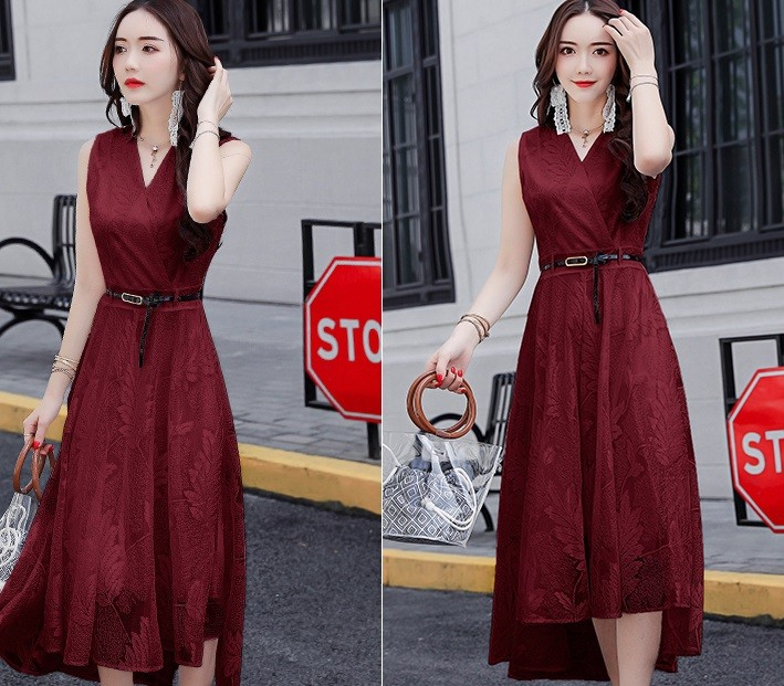 GSS5078 Dress white,navy,red-wine $15.63 38XXXX8433721-SD5LV548-D