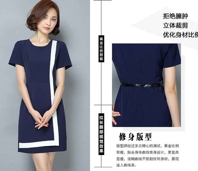 GSS3721 Dress navy,blue $16.07 40XXXX8461912-LA2LVA56-G