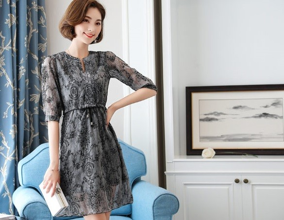 GSS2002 Dress gray,black,coffee $15.63 38XXXX8456907-BY2LVB2048-C