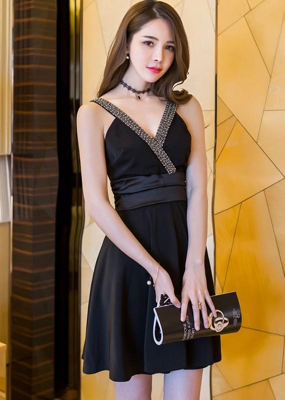 GSS482 Dress black $26.72 89XXXX4866750-SD5LV547