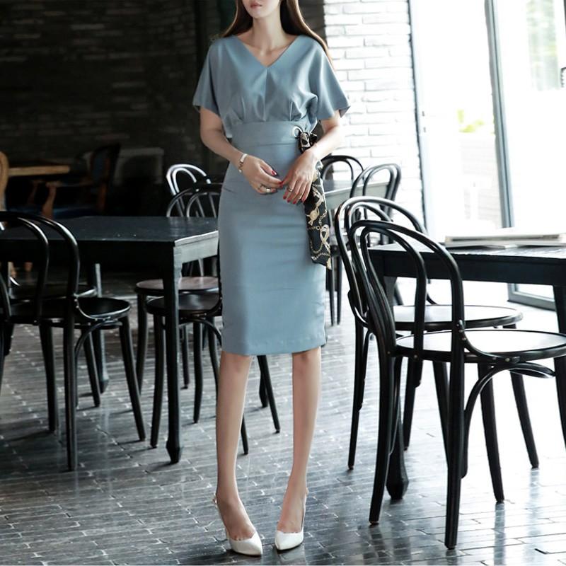 GSS493X Top+Skirt *