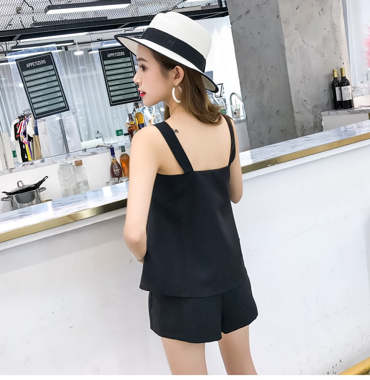 GSS6623X Top+Shorts*