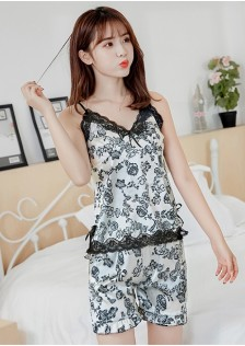 GSS9026X Top+Shorts *
