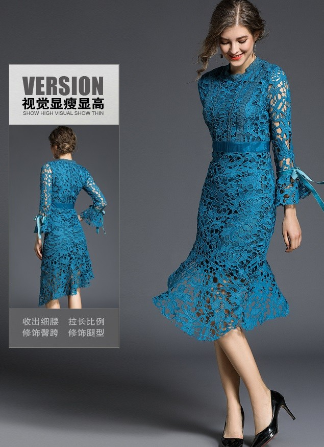 GSS6151X Dress lake-blue $25.67 75XXXX6953395-LA6LV605-B