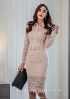 GSS9093X Dress apricot $28.94 90XXXX6990103-LA4LVE403-A