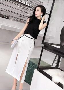 GSS9611X Top+Skirt *