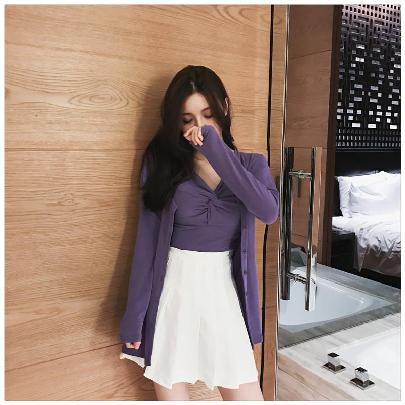 GSS5253X 2pcs-Blouse black,purple $17.85 39XXXX9851556-OH7LV717
