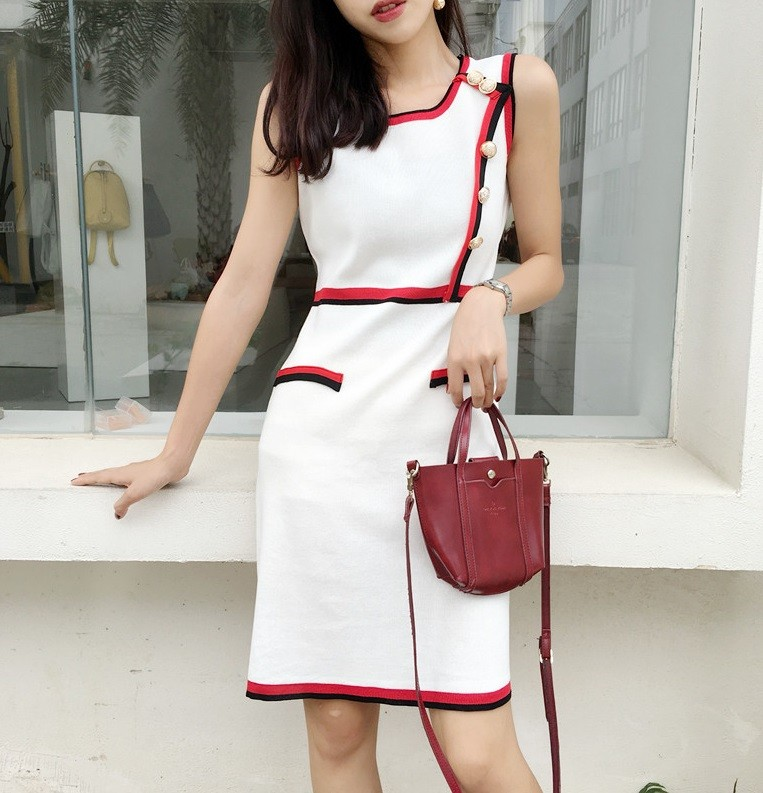 GSS8767X Dress white,black $17.63 38XXX10117721-NU5LV557-C