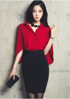 GSS9822X Top+Skirt *