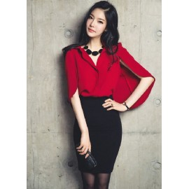 GSS982X Top+Skirt .