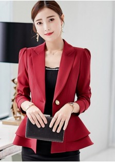 GSS1135X Jacket white,black,blue,red,pink $17.85