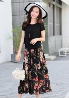 GSS6630X Top+Skirt *