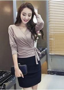 GSS9159X top+skirt*