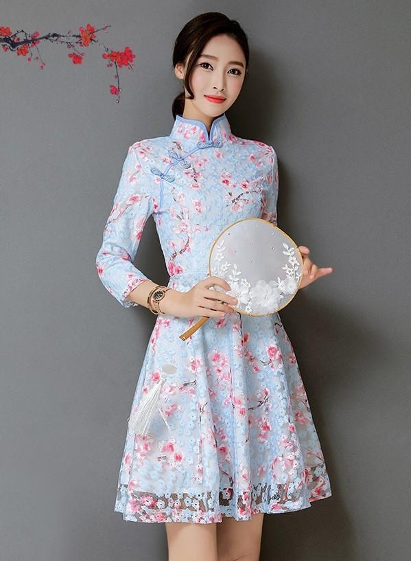 GSS2321X Cheongsam *
