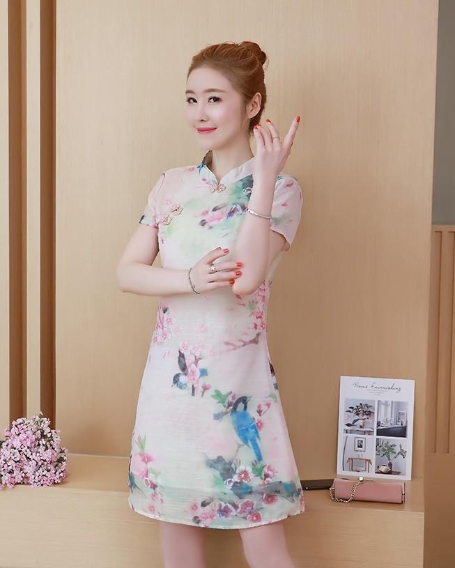 GSS9071X Cheongsam *