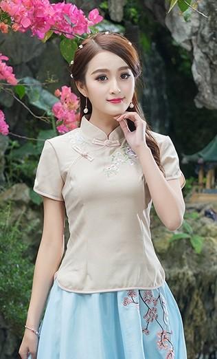 GSS5615X Cheongsam *