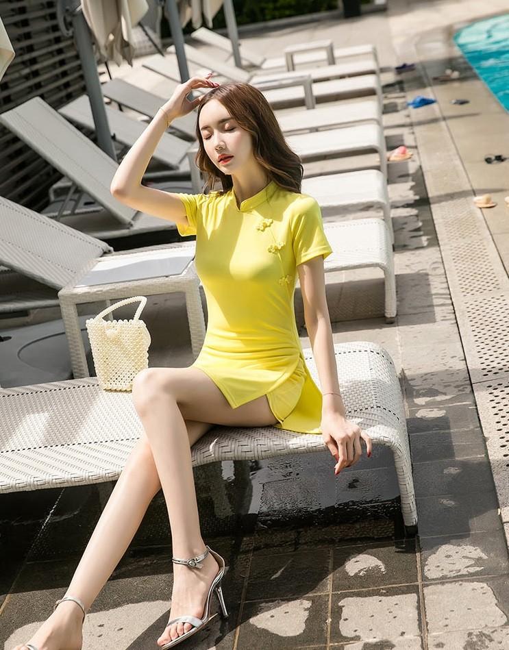 GSS9287X Cheongsam*