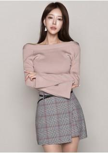 GSS1729X Top+Skirt *