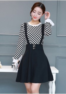 GSS6645X Top+Skirt *