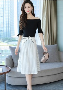GSS8095X Top+Skirt *