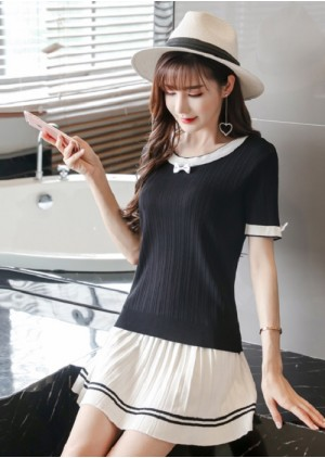 GSS168X Top+Skirt *