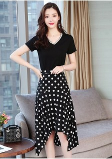 GSS9817X Top+Skirt *