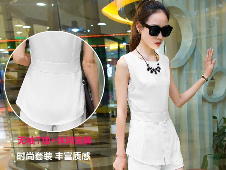 GSS229X Top+Shorts***