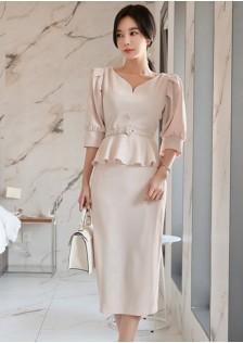 GSS731X Top+Skirt*
