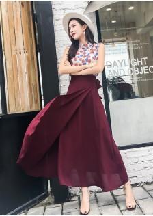 GSS5818X Top+Skirt *