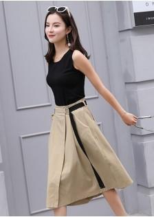 GSS2208X Top+Skirt *