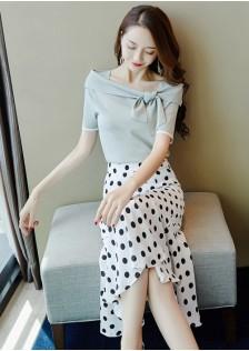 GSS1639X 2pcs-Dress *
