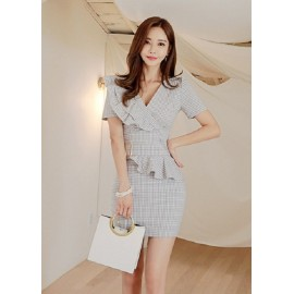 GSS3965X Top+Skirt***