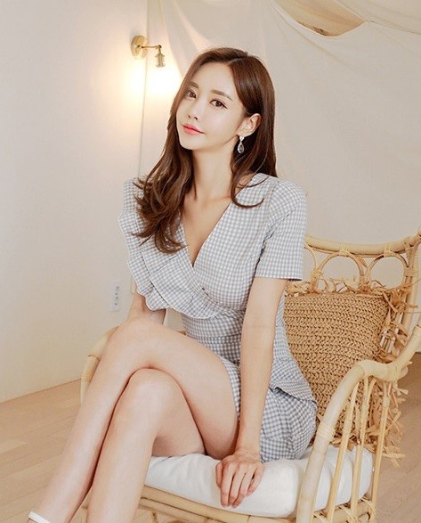 GSS3965X Top+Skirt*