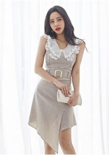 GSS2339X Top+Skirt *
