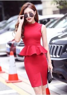 GSS387X Top+Skirt *