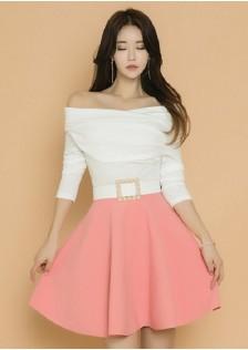 GSS9196X Top+Skirt *