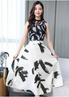 GSS939X Top+Skirt *